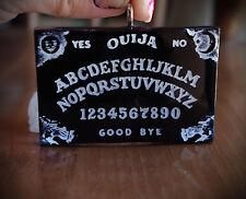 Black and White Ouija Spirit Board Necklace Occult/Goth/Lolita/Alt/Grunge/Gothic