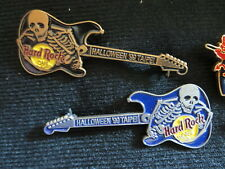 Hard Rock Cafe Taipei Halloween 1999 Pinset/Nadeln aus Sammlungsauflösung