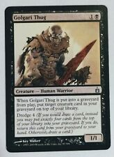 Golgari Thug (Ravnica City of Guilds) Black - Creature - Uncommon - SP