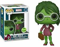 FUNKO POP  Marvel 2018 Spring Convention Exclusive # 301 SHE-HULK Lawyer