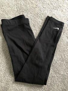"Nike high waisted Sculpt Leggings/ Running tights Size L 26"" Inside Leg"