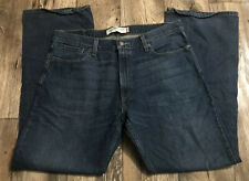 Levis 527 Low Bootcut Medium Dark Wash Mens Jeans 38/32 EUC