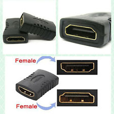 HDMI Flathead Female To Female Computer Cable Essential Connector For HDTV