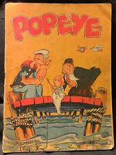 Vintage 1936 Popeye #944 - King Features