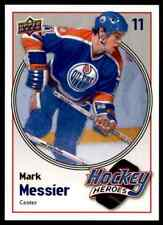 2009-10 Upper Deck Hockey Heroes Mark Messier Mark Messier #HH21