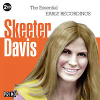Skeeter Davis : The Essential Early Recordings CD 2 discs (2018) ***NEW***