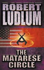 The Matarese Circle Robert Ludlum. Original hard cover see description spy novel