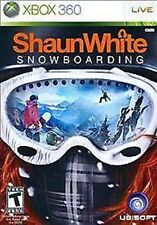 Shaun White Snowboarding (Xbox 360) REPLACEMENT CASE ONLY (NO GAME)
