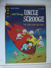 Uncle Scrooge #49 G Loony Lunar Gold Rush