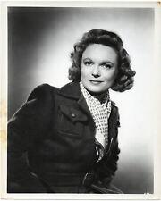 ODETTE 1950 Anna Neagle Special Operations Executive 10x8 PORTRAIT