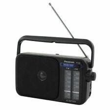 Panasonic Radio FM-AM Portatile con Sintonizzatore Digitale