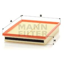 Mann Air Filter Element For Vauxhall Astra 2.2 16V