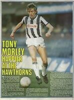 Shoot football magazine West Bromwich (Brom) Albion player picture - VARIOUS