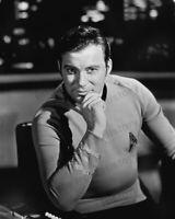 8x10 Print William Shatner Star Trek 1968 #2017352