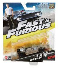 Mattel FCF 3/32 Fast&f Flip Car Vire o carro