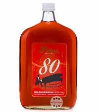 Prinz: Inländer-Rum 80 % - Österreichische Spezialität / 80 % Vol. / 1,0 Liter-F