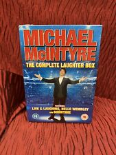 Michael McIntyre The Complete Laughter Box Dvd Box Set New Sealed