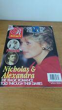 1991 ROYALTY Magazine Vol 11/3 Princess Diana Prince William Harry ++