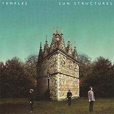 Temples - Sun Structures 2014 (NEW CD)