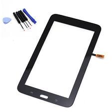Black Touch Screen Glass Digitizer For Samsung Galaxy Tab 3 Lite 7.0 T110 WiFi+T