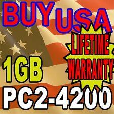 DDR-2 DDR2 1GB PC4200 1 GB PC2-4200 533 MHz DESKTOP MEMORY RAM 240 PIN Module