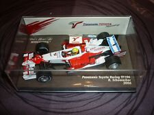 f1 1/43 panasonic toyota racing  tf106 / R.Schumacher /  2006 / Minichamps