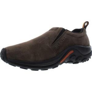 Merrell Men's Jungle Moc Suede Slip On Water Resistant EVA Sneakers