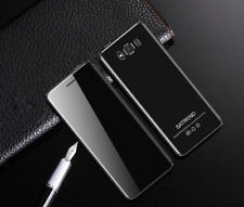 S10 Ultra Thin Cellphone Luxury Bluetooth Dialer Dual SIM GSM Mini Pocket Phone