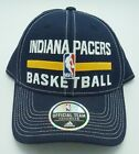 Nba Indiana Pacers Adidas Adult Adjustable Fit Cap Hat Beanie Style Nr86z New
