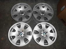 4x Orig. BMW 7er E65 E66 Alufelgen 17Zoll 8Jx17 ET24 LK5x120 6765144 Styling 165