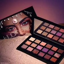 Genuine Huda Beauty Desert Dusk Edition Textured Eye Shadows Palette 18 Colours