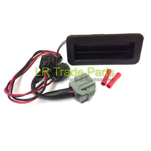 LAND ROVER DISCOVERY 3 & 4 REAR TAILGATE DOOR RELEASE HANDLE SWITCH - LR015457