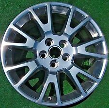 PERFECT 2011 to 2013 OEM Factory GM Cadillac CTS 19 in WHEEL Coupe 22820066 4682