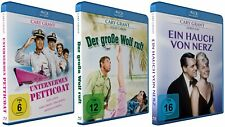 Cary Grant: Unternehmen Petticoat/Der große Wolf ruft/Ein Hauch von Nerz BLU-RAY