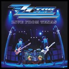 ZZ TOP - LIVE FROM TEXAS CD ~ LA GRANGE +++BILLY GIBBONS ~ BLUES GUITAR *NEW*