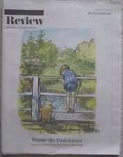 Winnie the Pooh - Daily Telegraph Review – 2 December 2017