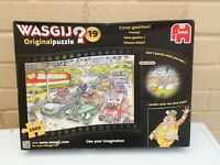 Wasgij jigsaw 1000 piece Original Puzzle No19 , Cone-gestion