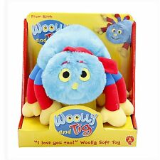 Woolly and Tig Woolly Soft Toy 15cm NEW