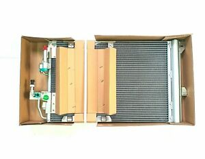 Original GM / Opel 95515190 Condensateur Climatisation 1850291 Zafira A, Astra G