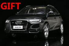 Car Model Audi Q3 SUV 2013 1:18 (Black) + SMALL GIFT!!!!!!!!!!!