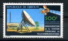 Briefmarke Dschibuti 1980 Eröffnung der Satellitenstation 280 ** BR396