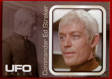 UFO - Individual Card from Base Set issued by Cards Inc - #002 Ed Straker