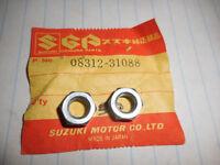 NOS Suzuki OEM Nut RM80 RM100 RM125 RM250 RM370 RM400 08312-31088 qty 2