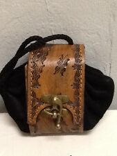 Gorgeous handmade and tooled Handbag from Argentina-NWT!