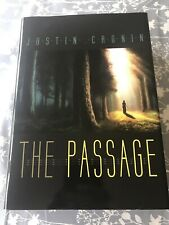 The Passage by Justin Cronin HB Cemetery Dance 1st Ed SIGNED Limited  2010