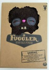 FUGGLER Funny Ugly Monsters RABID RABBIT - BROWN MACABRE Plush Soft Toy New