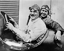New 8x10 Photo: Louis Chevrolet, Race Car Driver and Founder of Chevy Motor Co.