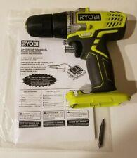"Ryobi HJP003 12V Li-Ion 3/8"" Cordless Compact Drill Driver - FAST SHIPPING"