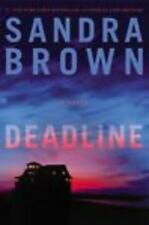 Deadline Sandra Brown Unabridged AUDIO BOOK CDs battle fatigue murder of Marine