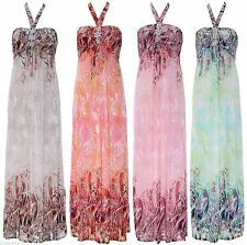 Unbranded Summer/Beach Floral Dresses for Women